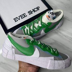 Nike Blazer Low - Sacai